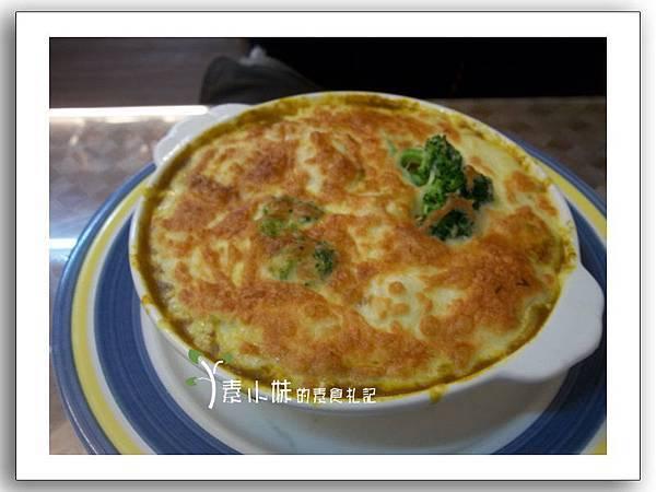 田園咖哩焗烤麵 涑芳齋 中西式素食 台中素食蔬食食記