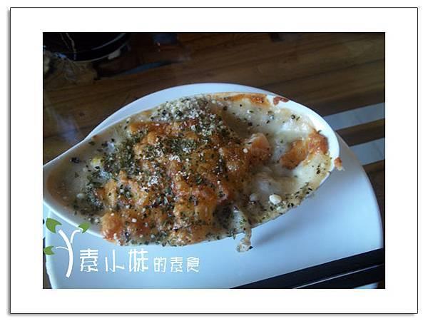 焗烤 禪&食時尚異國蔬食料理餐廳  襌與食時尚異國蔬食料理餐廳 台南市安南區素食蔬食食記