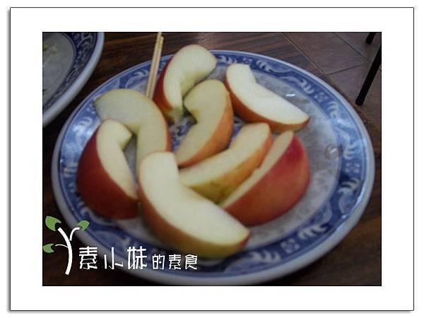 水果 萬仙樓素食館 台中素食蔬食食記 拷貝