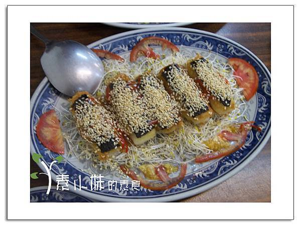 香煎素鰻 萬仙樓素食館 台中素食蔬食食記 拷貝