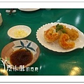 炸蝦 菇類養生火鍋 菇鮮 台中素食蔬食食記 拷貝