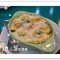 綜合焗烤菇類養生火鍋 菇鮮 台中素食蔬食食記 拷貝