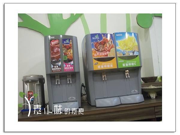 飲料區 養素庭自然蔬食迴轉火鍋 台中素食蔬食食記 拷貝