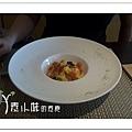 沙拉 不老天蔬食料理 台中素食蔬食食記 拷貝