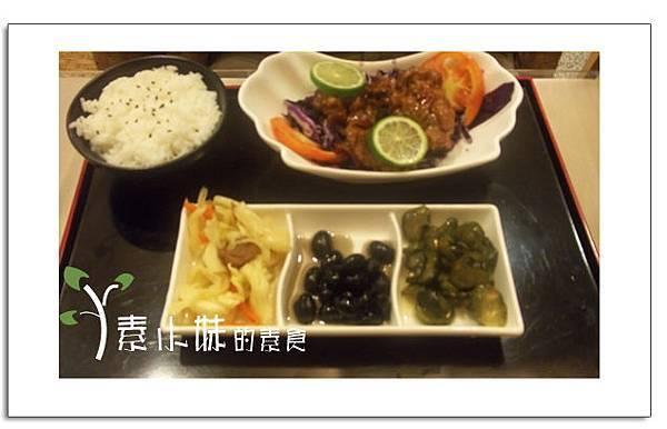 泰式檸檬醋g 金桔健康養身蔬食 台中素食蔬食食記  拷貝