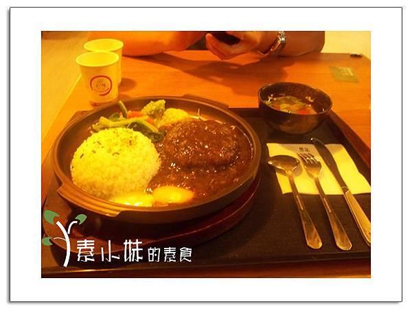 鐵板炸素排 里品蔬食咖啡 台中素食蔬食食記 拷貝