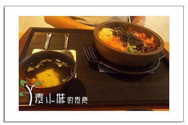 韓式石鍋拌飯 里品蔬食咖啡 台中素食蔬食食記 拷貝