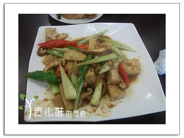 招牌炒臭豆腐 三姨素食 台中素食蔬食食記 拷貝