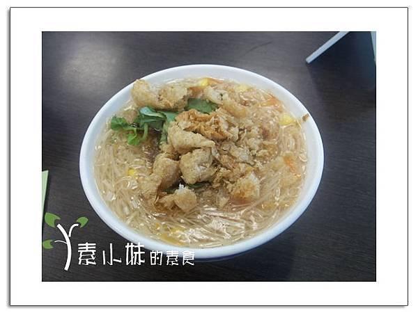 香菇麵線糊 三姨素食 台中素食蔬食食記 拷貝