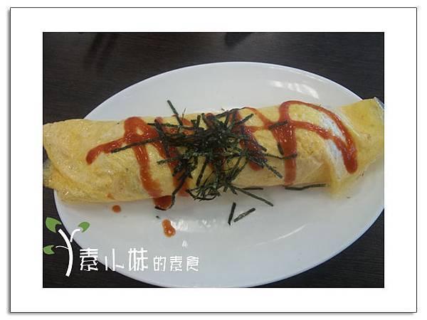 蛋包飯 三姨素食 台中素食蔬食食記 拷貝
