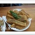 素食炸甜不辣 若水茶軒 台中素食蔬食食記 拷貝