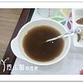 甜點 大紅花時尚蔬食百匯  台中素食蔬食食記 拷貝