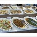 菜6 大紅花時尚蔬食百匯  台中素食蔬食食記 拷貝
