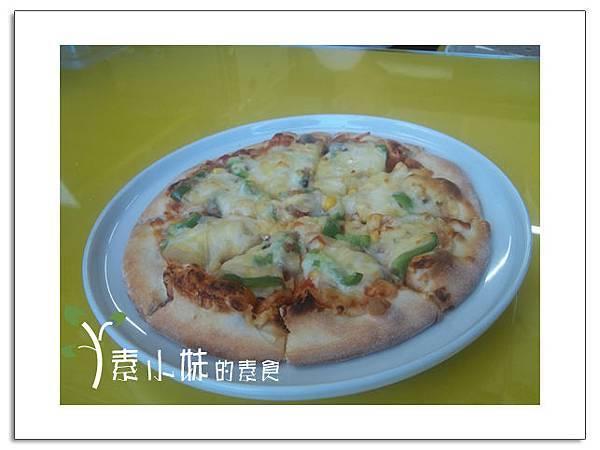 招牌披薩 酷絲拉 台北市信義區素食蔬食食記 拷貝