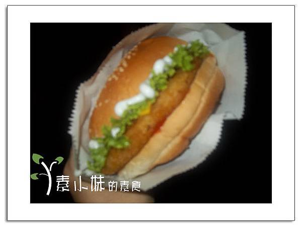 喬治漢堡3 輔大花園夜市 新北市泰山區台北素食蔬食食記 拷貝