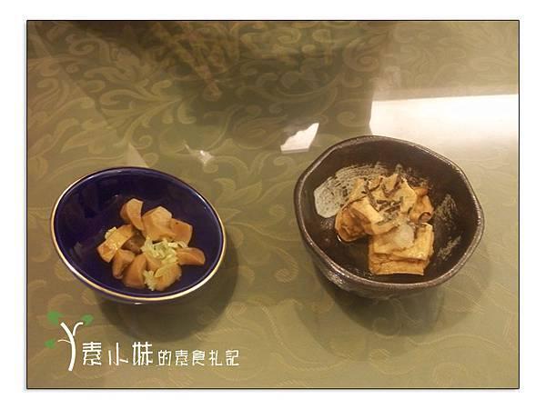 前菜  鳴月慢活空間蔬食  台中素食蔬食食記 拷貝