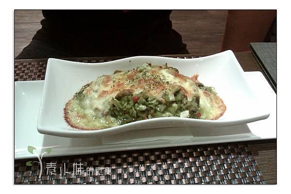 羅勒青蔬燉飯 淨慈湧創意蔬食料理 台北市大安區素食蔬食食記 拷貝