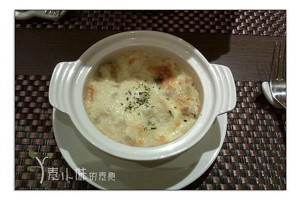 焗烤奶油白菜 淨慈湧創意蔬食料理 台北市大安區素食蔬食食記 拷貝