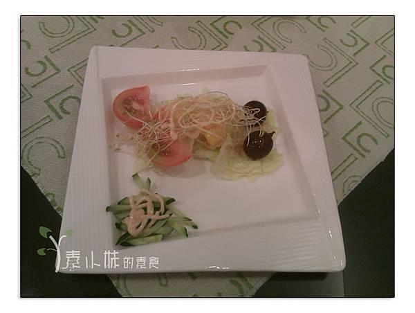 沙拉 3號咖啡.創意蔬食 台中素食蔬食食記 拷貝