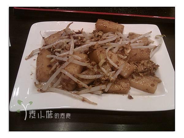 炒蘿蔔糕 熱浪島南洋蔬食茶堂 台中素食蔬食食記 拷貝