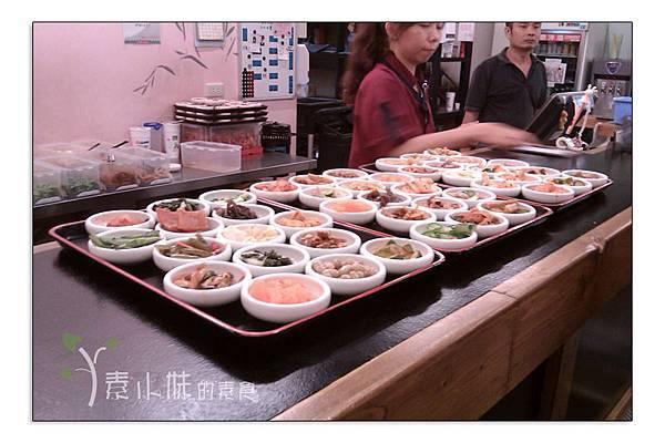 小菜區 韓鄉韓國料理  台中素食蔬食食記 拷貝