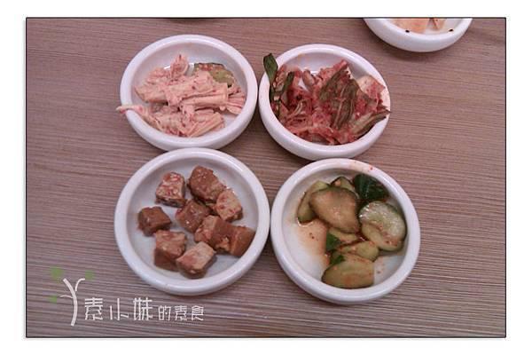 小菜3 韓鄉韓國料理  台中素食蔬食食記 拷貝