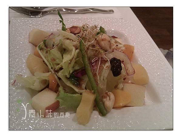 沙拉 艾莎歐卡 ASOKA蔬食咖啡 台中素食 拷貝