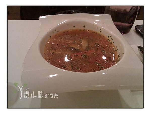 野菇清湯 艾莎歐卡 ASOKA蔬食咖啡 台中素食 拷貝