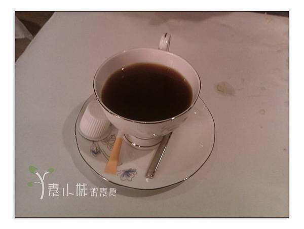 咖啡 雅玥園 台中素食蔬食食記 拷貝