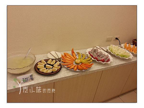 甜點水果區2 喜樂田園蔬食館 台中市大雅區素食蔬食 拷貝
