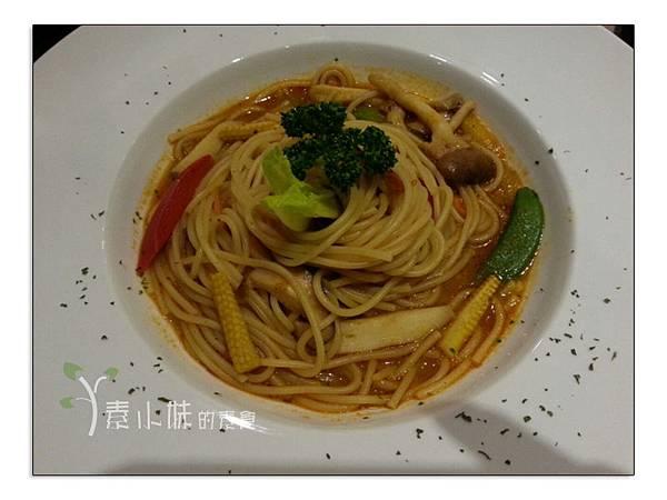 泰式清炒義大利麵 澄石蔬食咖啡廚坊chensveg cafe kitchen 台中素食蔬食食記