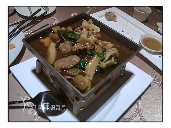 鐵板猴菇排 棗子樹蔬食餐廳 港式飲茶 台中西區素食蔬食食記