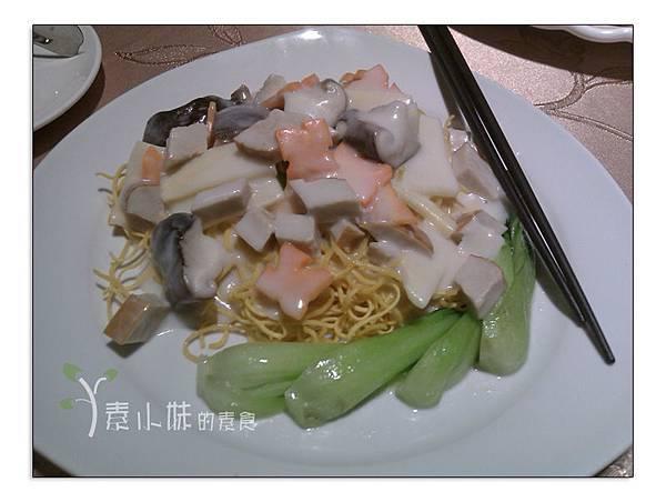 椰香廣式炒麵 棗子樹蔬食餐廳 港式飲茶 台中西區素食蔬食食記