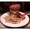 EZ大漢堡 Easy House 台中素食蔬食食記