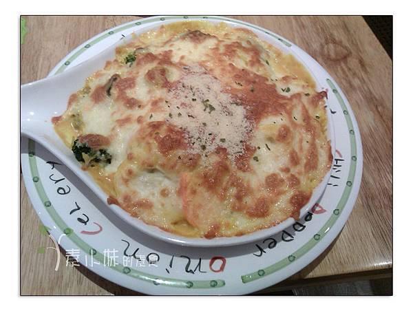 西班牙海鮮焗烤飯 品品99 PP.99 Cafe 台北市素食蔬食食記