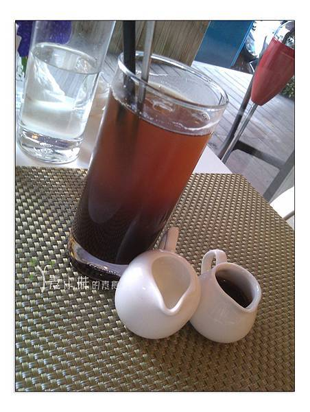 咖啡 一沙一塵 台北市素食蔬食食記