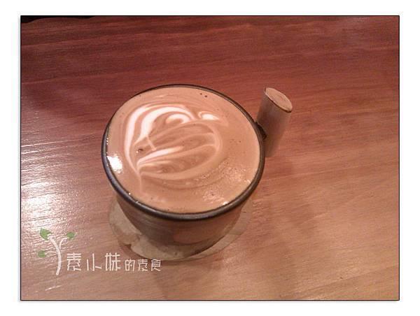 咖啡 雲道咖啡 台中市素食蔬食食記