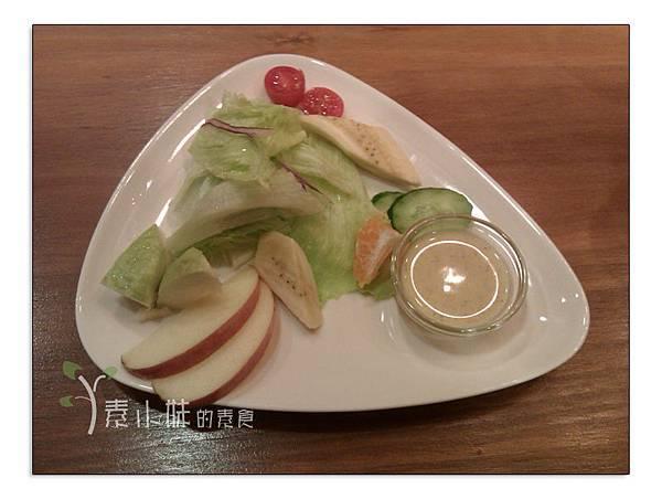 前菜 雲道咖啡 台中市素食蔬食食記