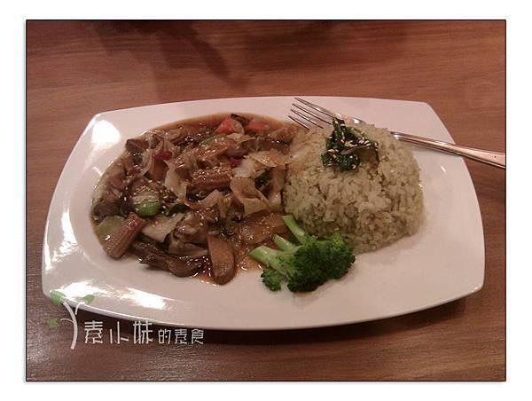 塔塔山 雲道咖啡 台中市素食蔬食食記