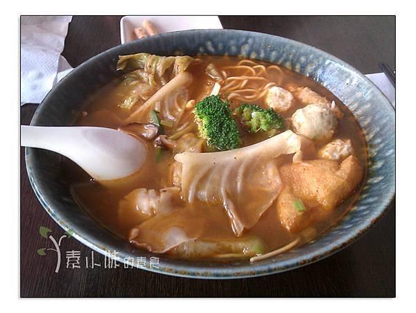 四川麻辣麵 豐味亭異國素食餐廳  台北市中山區素食蔬食