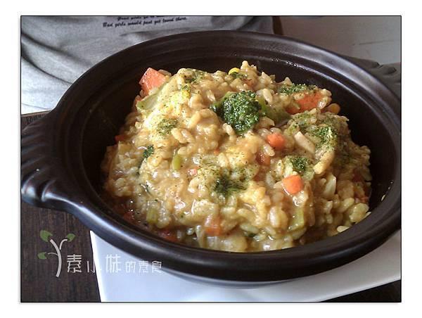 咖哩飯 豐味亭異國素食餐廳  台北市中山區素食蔬食