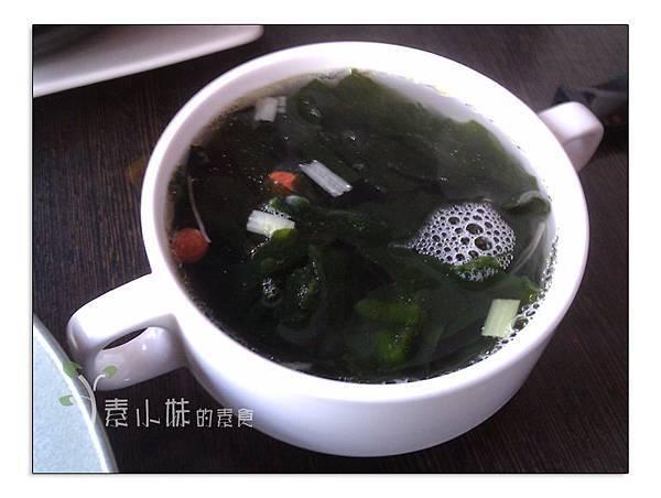 湯 豐味亭異國素食餐廳  台北市中山區素食蔬食
