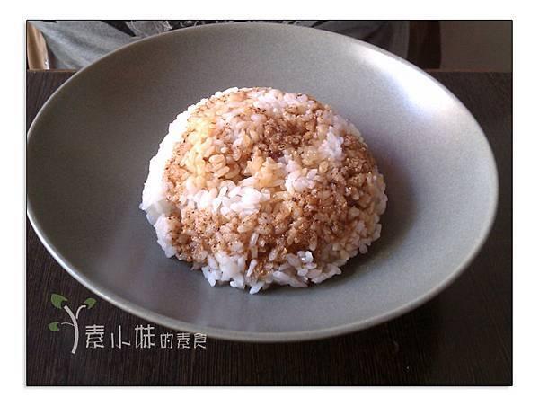 豬油拌飯 豐味亭異國素食餐廳  台北市中山區素食蔬食