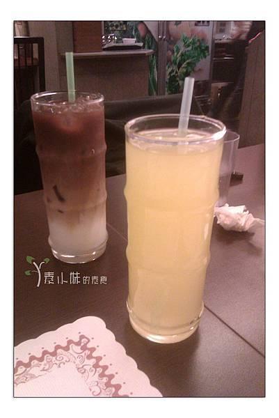 飲料  時蔬異理素食餐廳  台南市東區素食蔬食食記