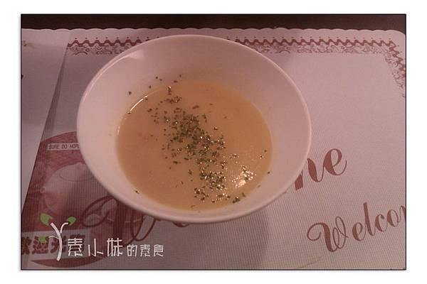 濃湯 時蔬異理素食餐廳  台南市東區素食蔬食食記