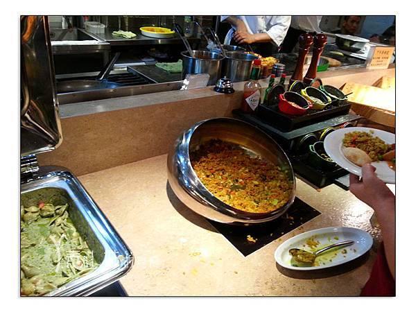 麵飯區 原素食府 時尚素食自助百匯吃到飽 新北市板橋區素食蔬食食記