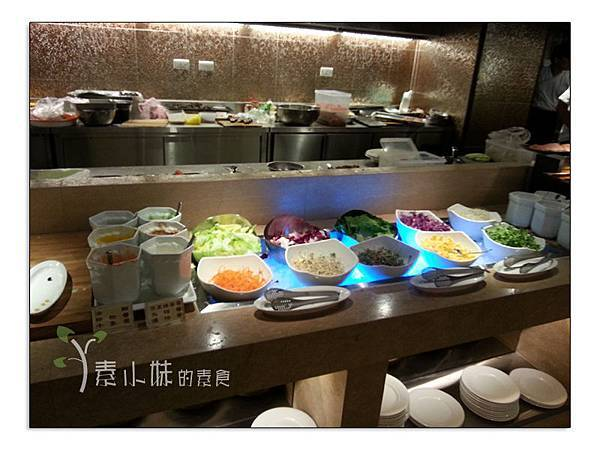 沙拉區 原素食府 時尚素食自助百匯吃到飽 新北市板橋區素食蔬食食記