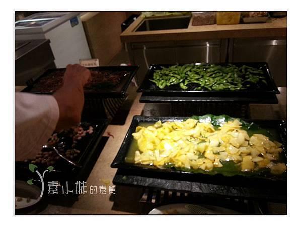 熟食區 原素食府 時尚素食自助百匯吃到飽 新北市板橋區素食蔬食食記 (2)