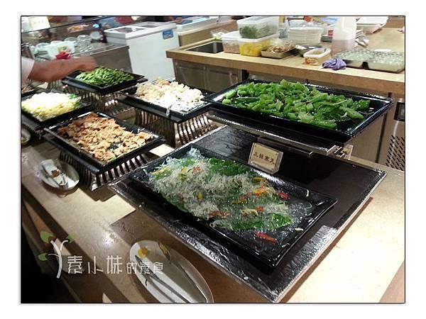 熟食區 原素食府 時尚素食自助百匯吃到飽 新北市板橋區素食蔬食食記 (1)