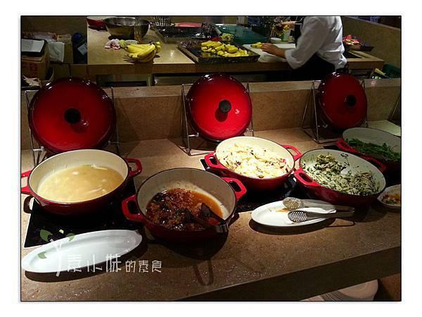 熟食區 原素食府 時尚素食自助百匯吃到飽 新北市板橋區素食蔬食食記